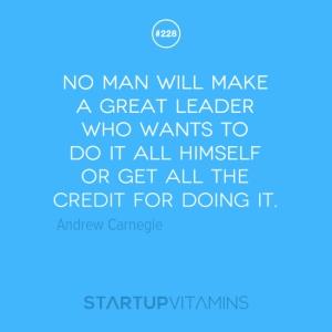 No Man Will Make  -- Quote