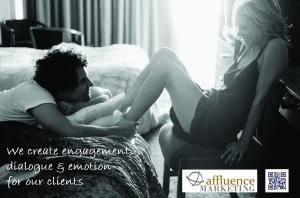 Couple Intimacy - Affluence Ad