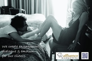 Couple Intimacy - Affluence Ad