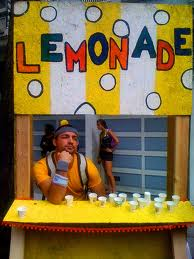 Adult Lemonade Stand