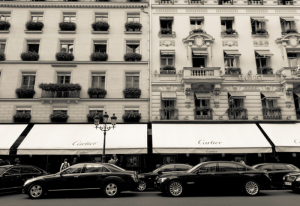 Luxury Street - Cartier