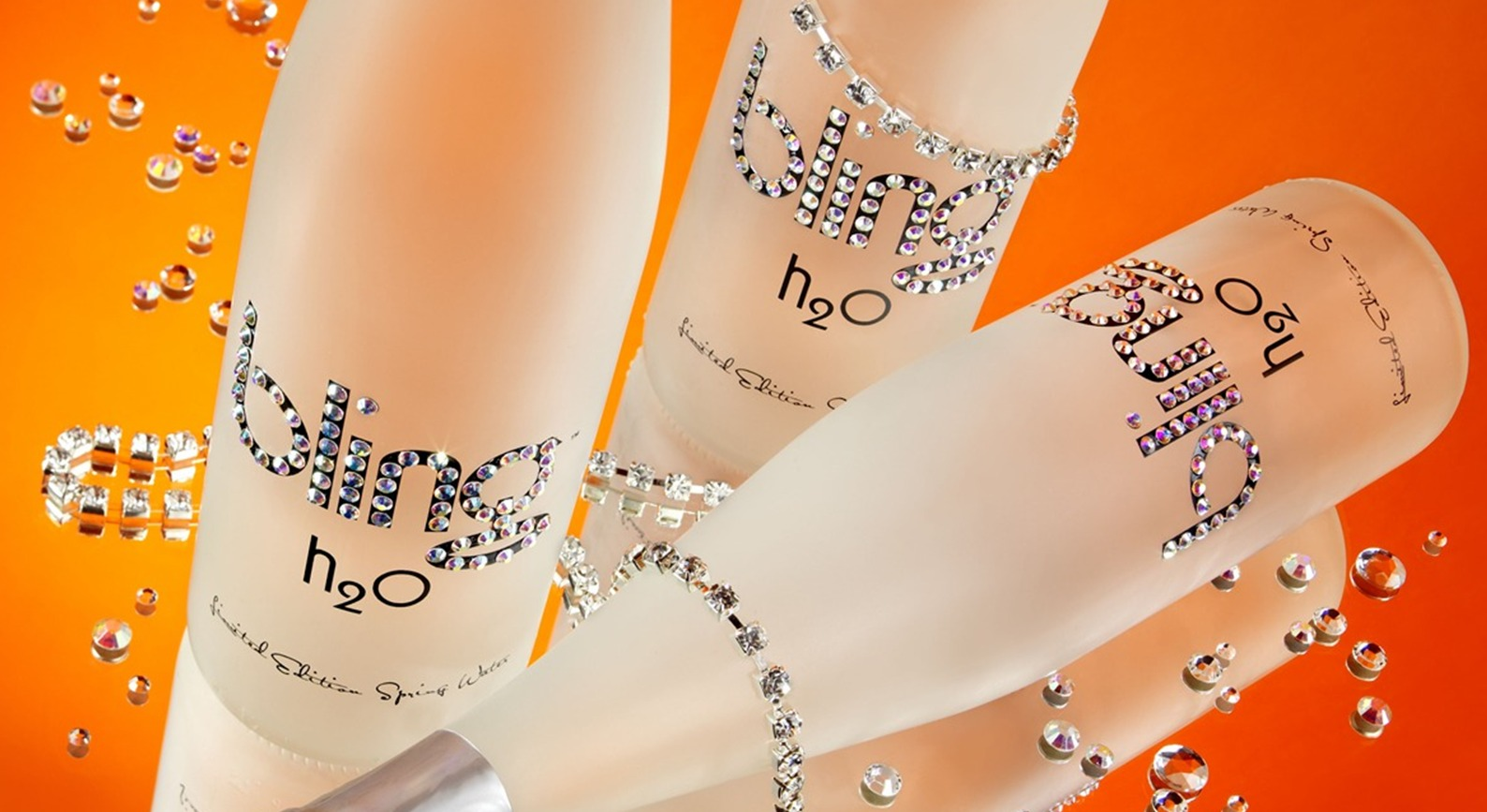 bling h2o marketing strategy When looking at the strategies of the numerous bottled mineral water  these  lists include brands of mineral water such as bling h2o from the.