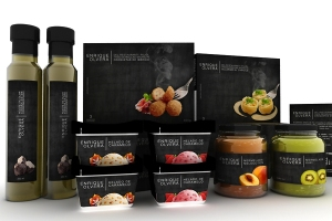 Fancy Food Packaging Design