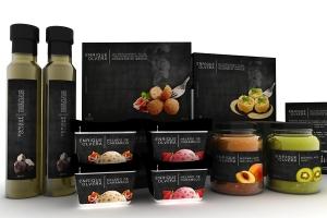 Fancy Food Packaging Design