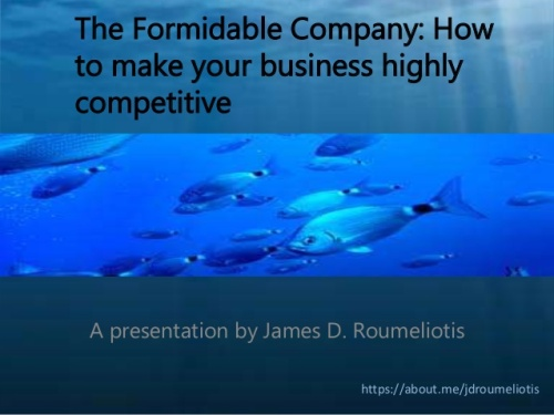 How to Beat the Competition Presentation Image