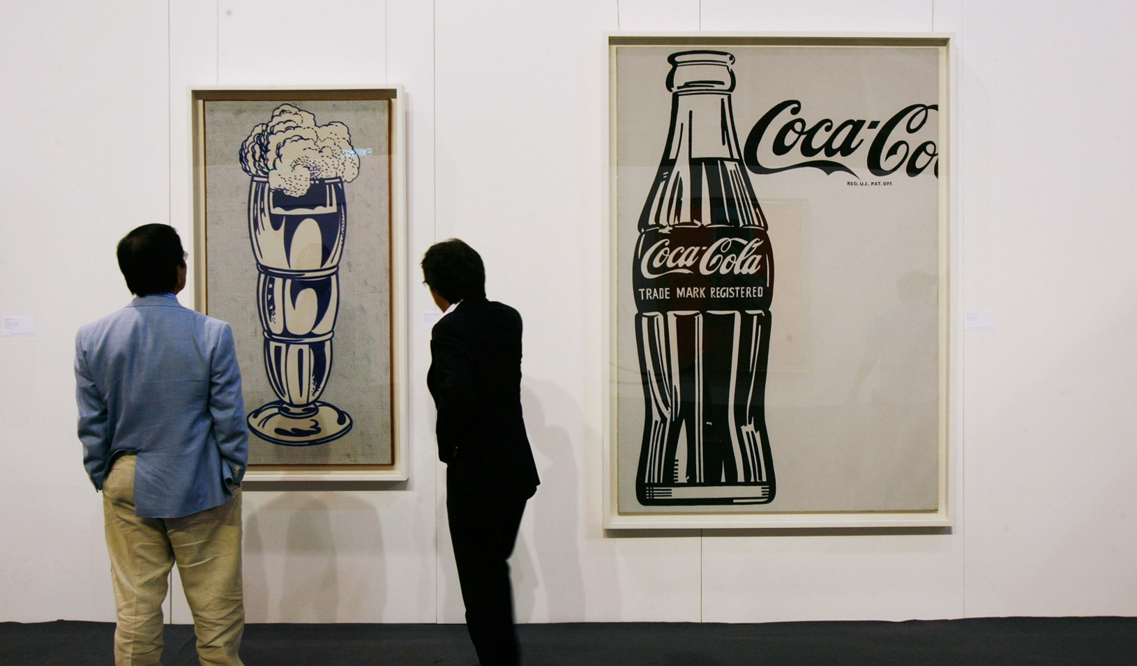 Brand Equity image - Coke bottle
