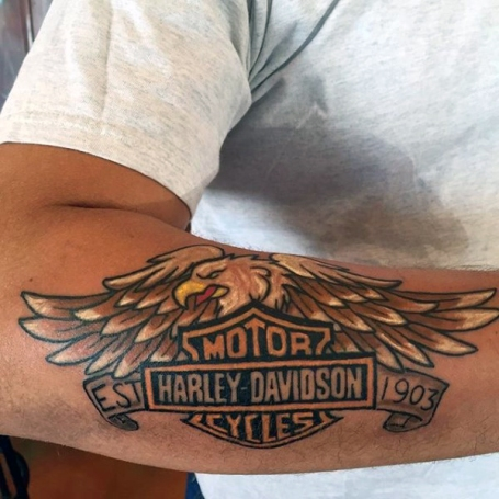 harley-brand-tattoo