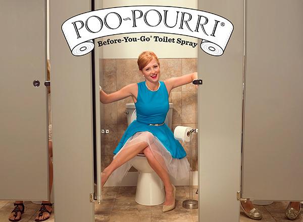 Poo Pourri Ad Image