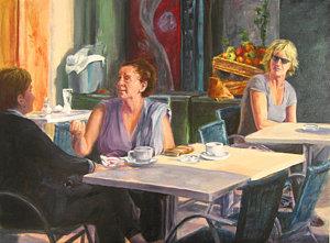 Eavesdropper next table