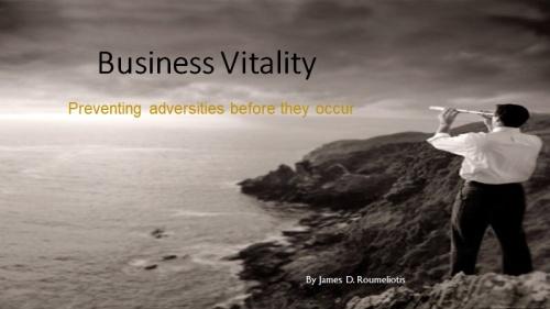 Business Vitality - presentation cover