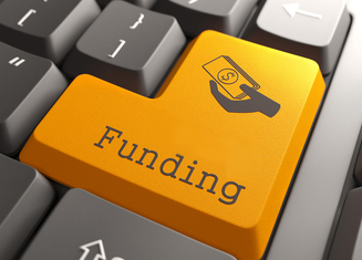 Funding computer key